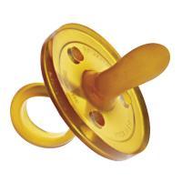 Goldi Schnuller ovale Form Naturkautschuk