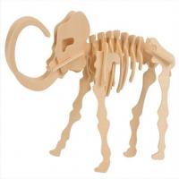 Bonesundmore Mittelgroße Dinosaurier Puzzle Aus Holz