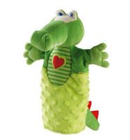 HABA Handpuppe Krokodil 2178