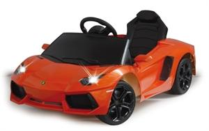 JAMARA Elektroauto Ride-on Lamborghini Aventador orange