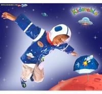 KIDORABLE Gummistiefel ASTRONAUT Space hero Größe 20-25
