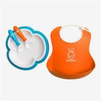 BABYBJÖRN® Feeding Set Orange/Türkis