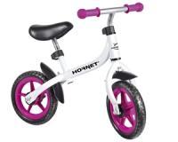 Hudora Hornet Laufrad Bikey 3.0, lila, 10 Zoll