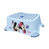 KEEEPER Tritthocker  -  Mickey Mouse, light blue