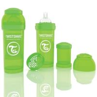 VITAL  Twistshake Anti- Kolik Flasche  -  260ml grün