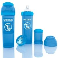 VITAL  Twistshake Anti- Kolik Flasche  -  330ml blau
