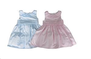 STUMMER Sommer Kleid ROSA gestreift Gr:74